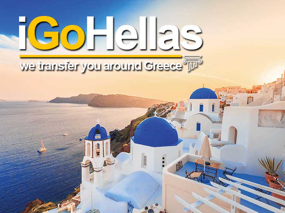 igohellas tour and transfer around Greece santorini